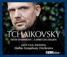 Tchaikovsky Fifth Symphony/Capriccio Italien