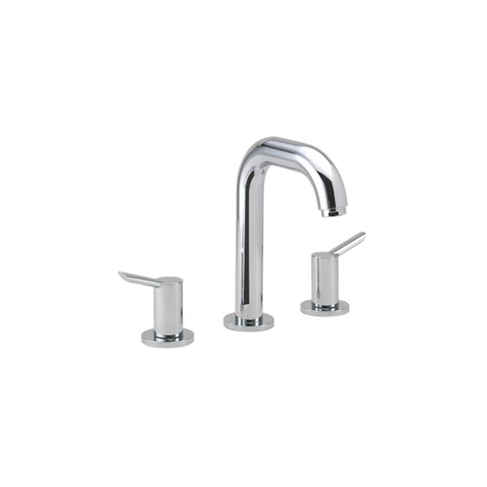 Hansgrohe 31730001 Euroaktiv Focus Widespread Bathroom Faucet Chrome