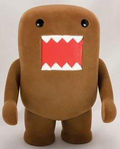 Buy Low Price Dark Horse Domo 8 Inch Flocked Figure Brown (B001556NNW)