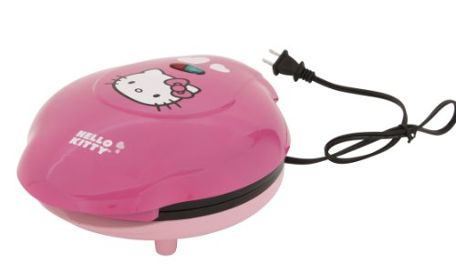 Hello Kitty Pancake Maker - Pink (APP-61209) (Waffle Maker Hello Kitty compare prices)