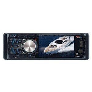 Boss Audio Mr360Uv In-Dash Single-Din 3.6-Inch Detachable Screen Dvd/Cd/Usb/Sd/Mp4/Mp3 Player Receiver With Remote