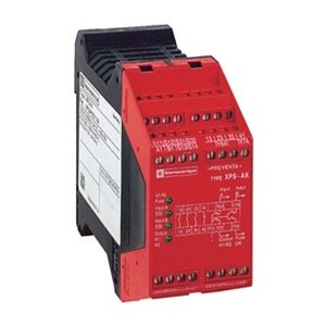 Safety Relay, 120Vac/24Vdc, 2.5A