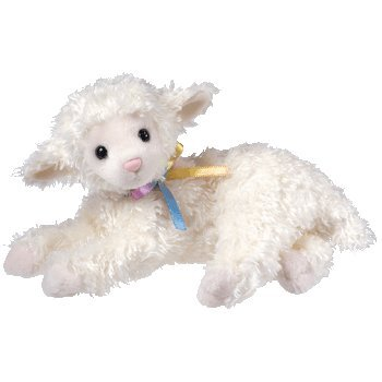 TY Beanie Baby - TENDER the Lamb - 1
