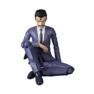 S.H.フィギュアーツ 名探偵コナン 毛利 小五郎 約160mm PVC製 塗装済み可動フィギュア
