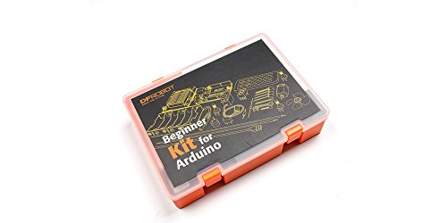 DFRobot Starter Kit for Arduino with 15 Project Tutorials (Arduino Programming Kit compare prices)