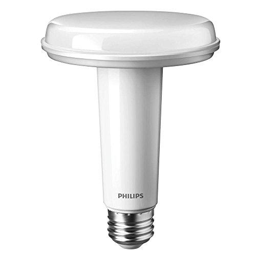 Philips Slimstyle 9.5 Watt (65W Equivalent) Soft White (2700K) Br30 Dimmable Led Light Bulb
