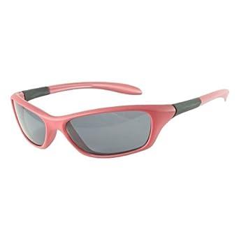 PKL lunettes de soleil mixte cv-072068ro rose / noir ce uv 400 catégorie 3
