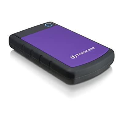 3TB Transcend StoreJet 25H3 2.5-inch USB3.0 Portable Hard Drive