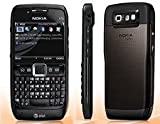 Nokia E71x AT&T Unlocked GSM Symbian 9.2 OS QWERTY Cell Phone - Black