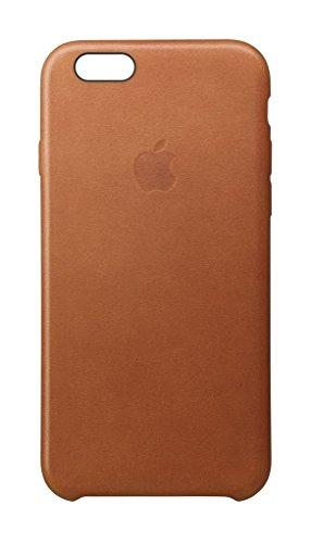 Apple MKXC2ZM/A Leder Schutzhülle für Apple iPhone 6 Plus/6S Plus sattelbraun