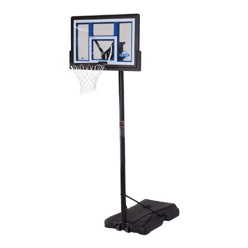 Lifetime 1479 Courtside Height-Adjustable Portable Basketball System with 48-Inch Shatter Guard Fusion Backboard Lifetime Portable autotags B000G62SDA