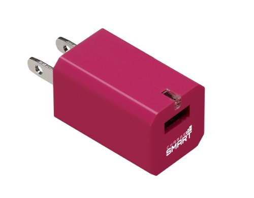 Bussmann Umc03 Chargesmart Universal Mobile Charger, Hot Pink