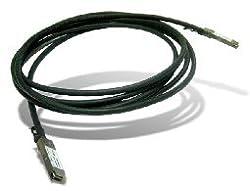 Luma Optics QSFP-H40G-CU1M 1m Copper Twinax Cable, Lifetime Warrenty