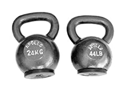 Apollo Athletics KB-12 Kettlebell - 26 lbs.