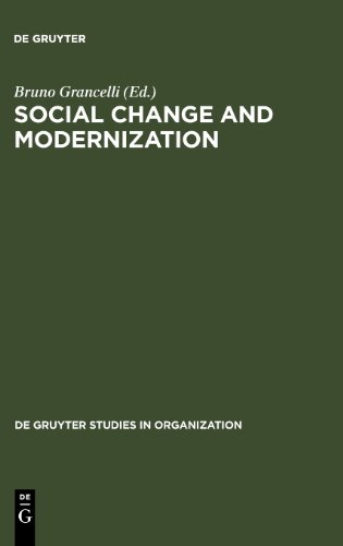 Social Change and Modernization (International Studies on Childhood and Adolescence)