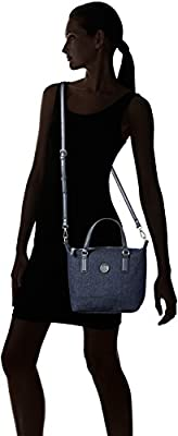 Tommy Hilfiger Women's POPPY SMALL TOTE WINTER Cross-body Bag