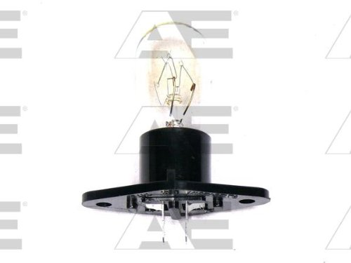 Lg Electronics 6912W3B002L Microwave Oven Incandescent Lamp Assembly front-544687