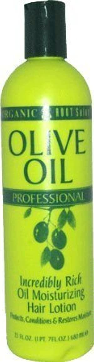 Organic Root Stimulator Olive Oil Professional Oil Moisturising Hair Lotion by Organic Root Salon
