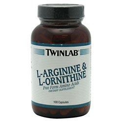 Amazon.com: TwinLab L-Arginine & L-Ornithine: Health ...