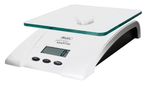 James Martin by Wahl Digital Scales White / Black