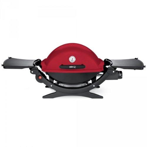 weber grill gasgrill q 120 rot test gasgrills test. Black Bedroom Furniture Sets. Home Design Ideas