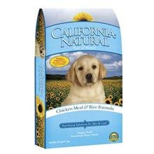 California Natural Chicken Meal & Rice Puppy Food - 26 lb (California Natural Dog Food Puppy compare prices)