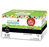 54 Count - Green Mountain Naturals Hot Apple Cider K-Cup Pack for Keurig K-Cup Brewers - Made from real apples