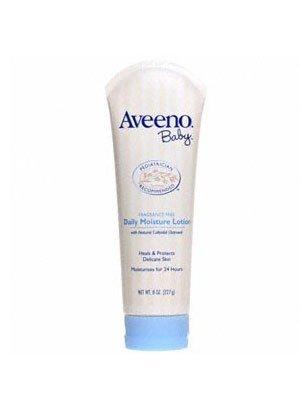 Aveeno Baby Daily Moisture Lotion Fragrance Free -- 8 Fl Oz