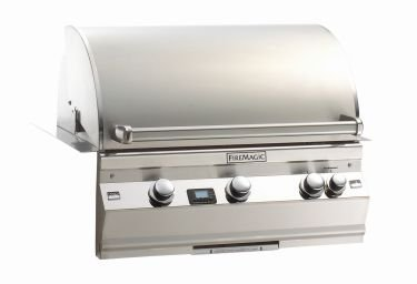 Aurora A540i1A1N Built In NG Grill with Infrared Burner System
