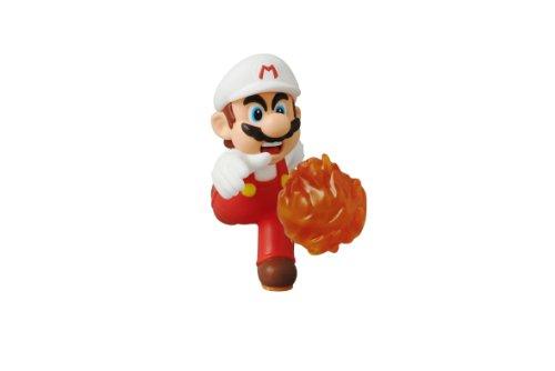 Medicom Nintendo Super Mario Bros. Ultra Detail Figure Series 2: New Super Mario Bros. U: Fire Mario UDF Action Figure - 1