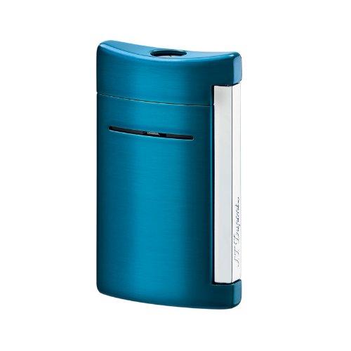 st-dupont-minijet-lighter-electric-blue