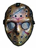 DIY Professional Deal: Original Nightmare Jason Movie Face Mask for Airsoft Face Mask, Paintball ,Army, Bb Gun, Halloween 1 Pcs (Durable & Elegant & Unique) – Scream Horror Camo Mask (Qc Pass) Fiberglass Material & Original Shop