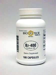 Biotech Pharmacal - B2-400 Riboflavin - 100 Count (Ffp)