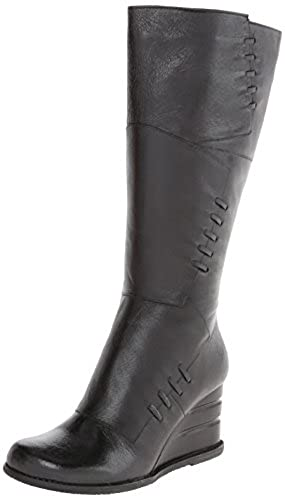 3. Miz Mooz Women's Brinley Extended Calf Riding Boot