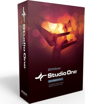 Presonus Studio One Artist - Full Version Boxed
