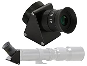 BOWER Lens Converter To Telescope (10X Magnification)