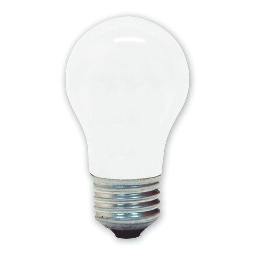 Ge 20452-24 40-Watt Ceiling Fan Soft White, A15 2-Pack Light Bulbs, 24-Pack