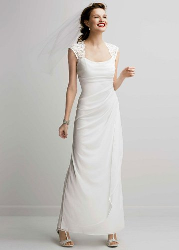 Wedding Dresses For 50 And Over : Wedding dresses for women over