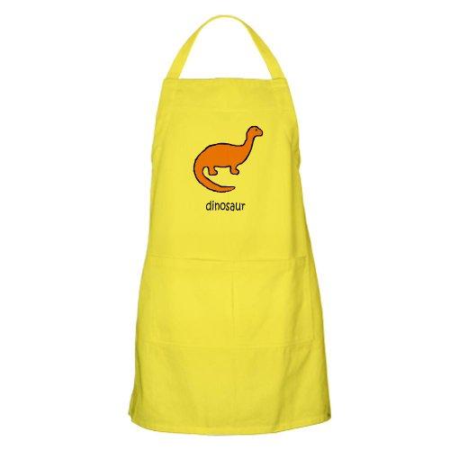 Cafepress Dinosaur BBQ Apron - Standard