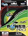 Powerpro Red 40lb Test 300yd Spool - Powerpro 210040300r Fishing Line by PowerPro