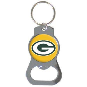 NFL Green Bay Packers Bottle Opener Key Chain (Green Bay Keychain Bottle Opener compare prices)