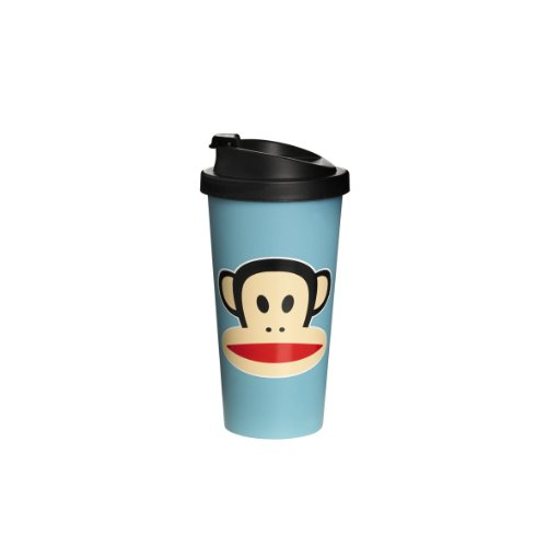 Paul Frank To-Go Cup, Blue - 1