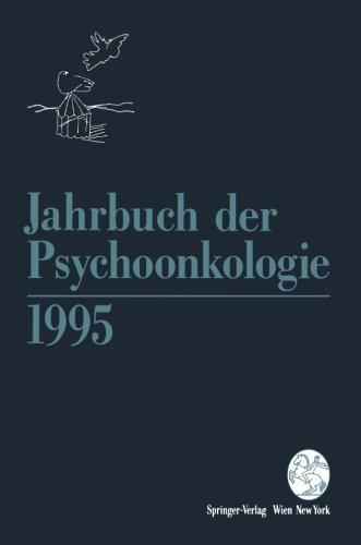 Jahrbuch Der Psychoonkologie (German Edition)