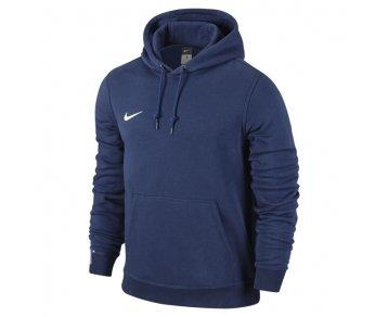 Nike Team Club - Felpa da bambino con cappuccio, Bambini, Sweatshirt Team Club, nero/bianco, M