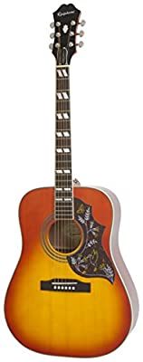 Epiphone EEHBFCNH1 Hummingbird Pro Acoustic/Electric Guitar