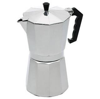 Xett Multimedia Large 700Ml 12-Cup Espresso Stove-Top Coffee Maker front-228550