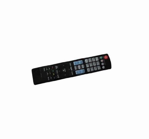 Universal Replacement Remote Control Fit For Lg 22Lv2130 32Lv2400 26Lv2500 Plasma Lcd Led Hdtv Tv