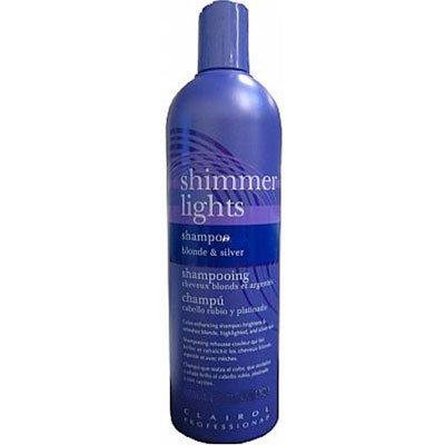 shimmer lights shampoo amazon com clairol professional shimmer. Black Bedroom Furniture Sets. Home Design Ideas