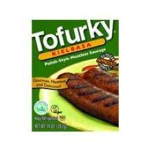 Turtle Island Foods Tofurky Kielbasa Polish-Style Meatless Sausage 14 OZ (Pack of 5) (Kielbasa And Sauerkraut compare prices)