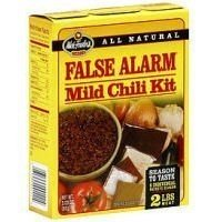 WICK FOWLERS CHILI MIX FALSE ALARM, 3.03 OZ (Chili Seasoning Kit compare prices)